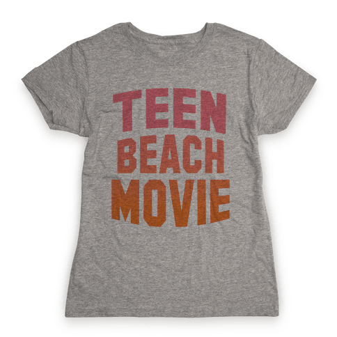 Teen Beach Movie Womens T-Shirt