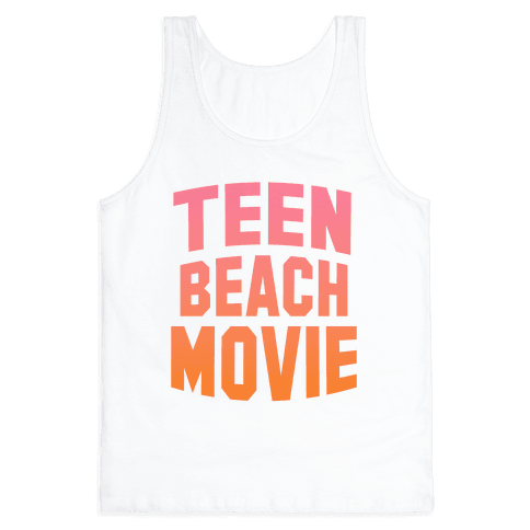 Teen Beach Movie Tank Top