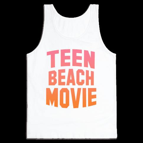 Teen Beach Movie Tank Top