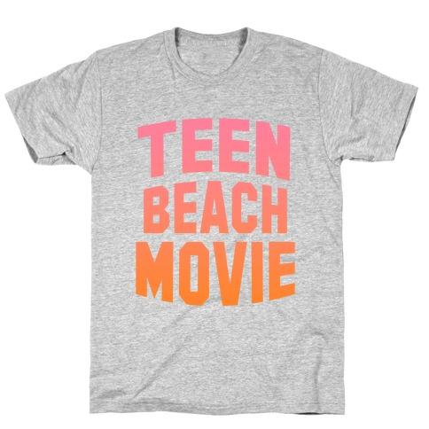 Teen Beach Movie Mens/Unisex T-Shirt