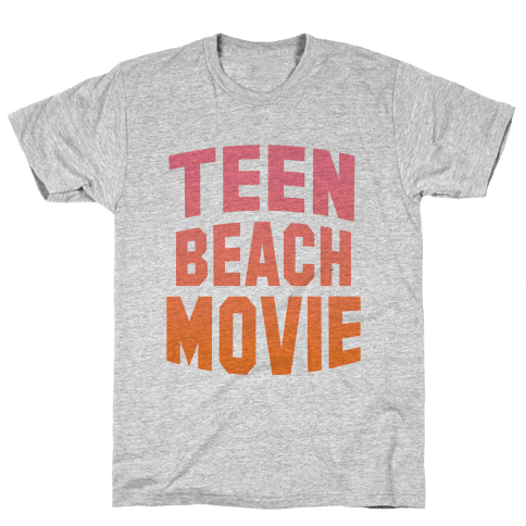 Teen Beach Movie Mens T-Shirt