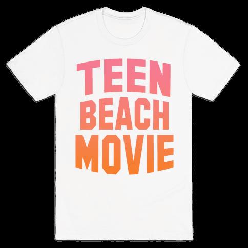 Teen Beach Movie Mens T-Shirt