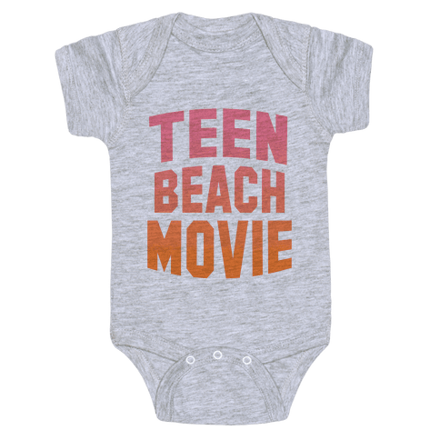 Teen Beach Movie Baby Onesy