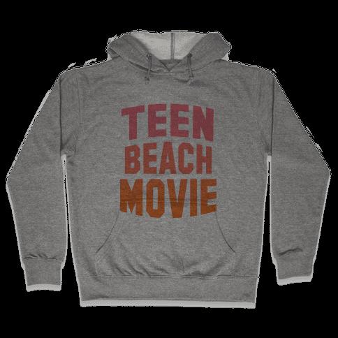 Teen Beach Movie Hooded Sweatshirt