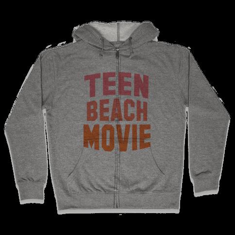 Teen Beach Movie Zip Hoodie