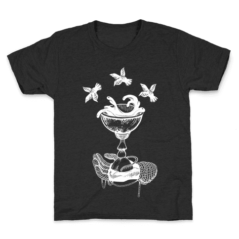 Ace Of Cups Kids T-Shirt
