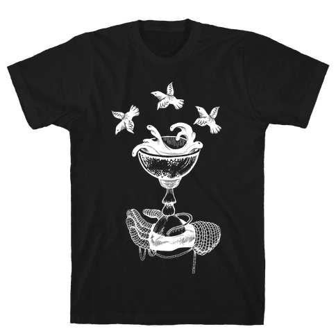 Ace Of Cups Mens T-Shirt