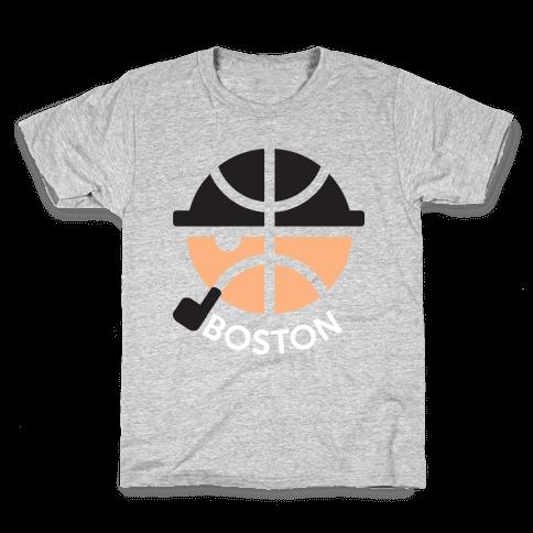 Boston Ball Kids T-Shirt
