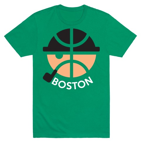 Boston Ball Mens T-Shirt