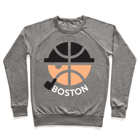 Boston Ball Pullover