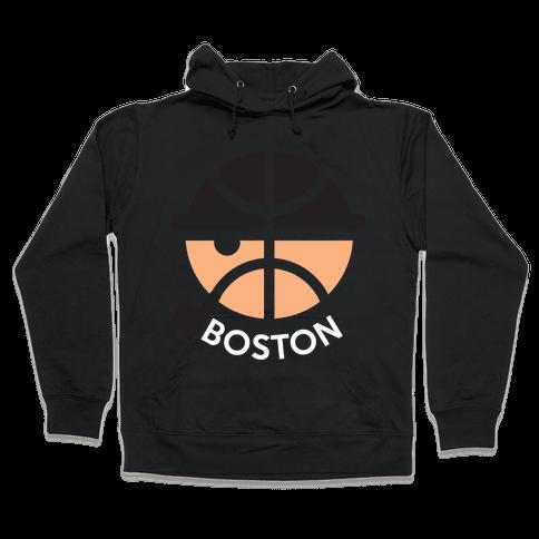 Boston Ball Hooded Sweatshirt