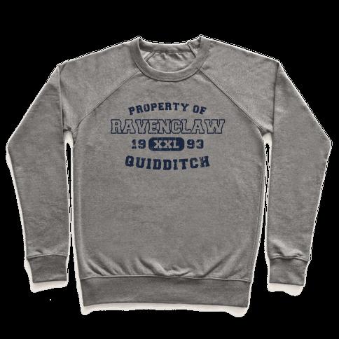Ravenclaw Quidditch Athletics  Pullover