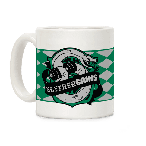 SlytherGAINS Coffee Mug