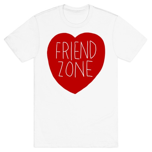 Friendzone (Heart) T-Shirt