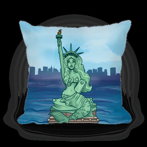 Statue of Liberty Mermaid