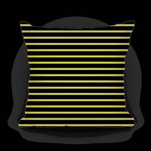 Hufflepuff House Stripe Pattern