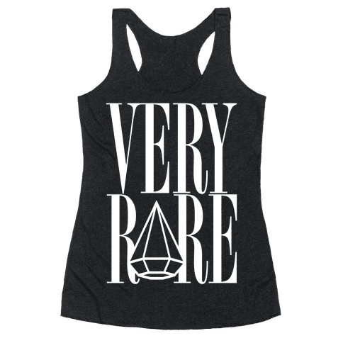 Very Rare Racerback Tank Top