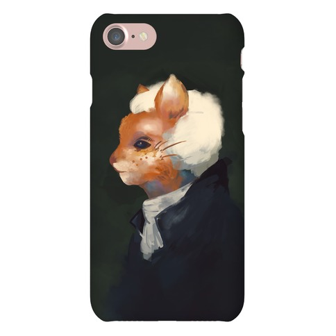 The First Americat Purresident Phone Case