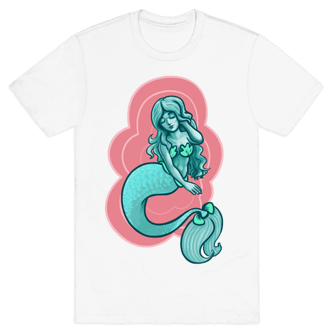 Mermaid Life (No text) Mens T-Shirt