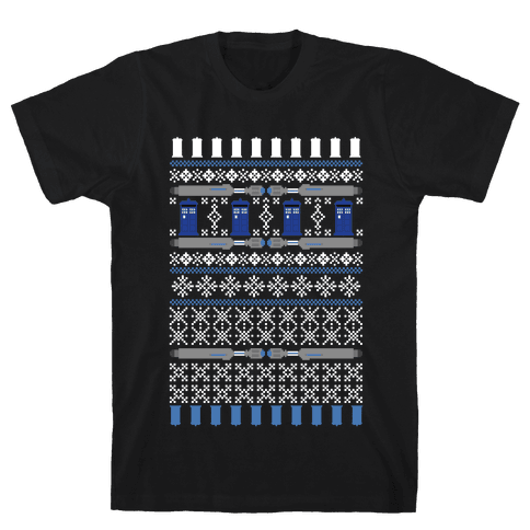 Merry Whomas Mens T-Shirt