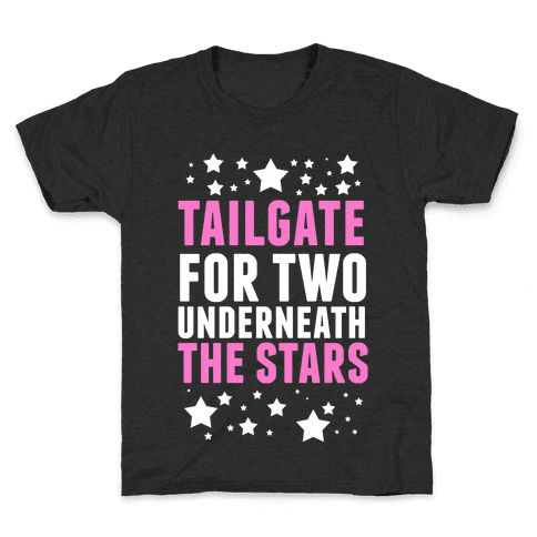 Tailgate for Two Kids T-Shirt