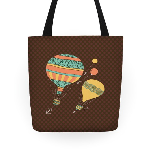 Balloon Flight Tote Tote