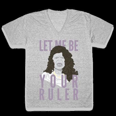 Lorde Voldemort V-Neck Tee Shirt