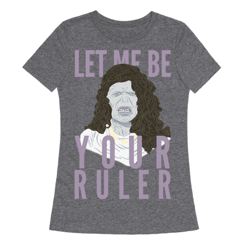 Lorde Voldemort Womens T-Shirt