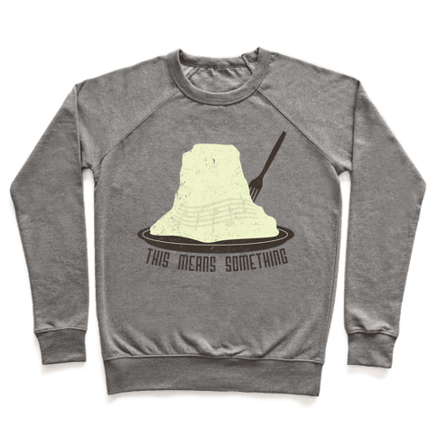 Close Encounters of the Potato Kind Pullover