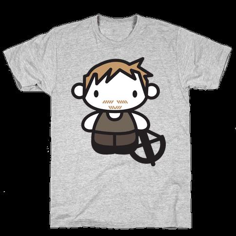 Hello Daryl Mens T-Shirt