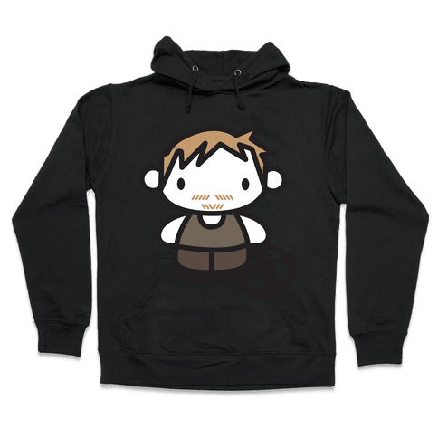 Hello Daryl Hooded Sweatshirt