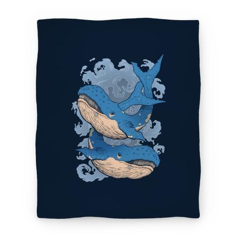 Humpback Whales Blanket