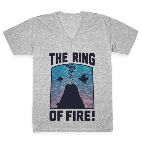 The Ring of Fire (V-Neck)