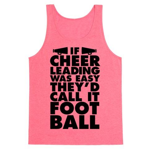 If Cheerleading Was Easy Tank Top