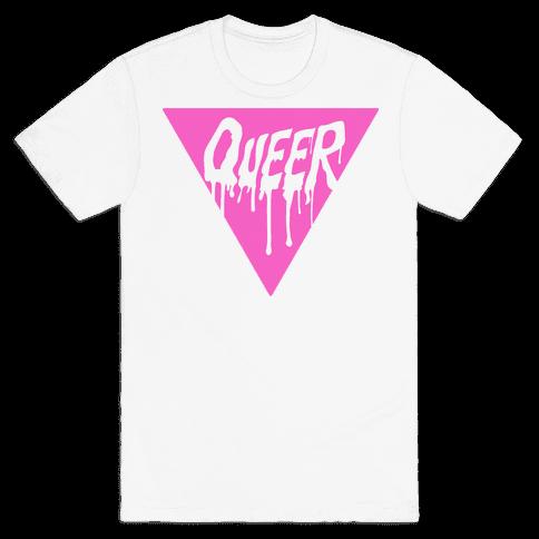Queer Pride Mens T-Shirt