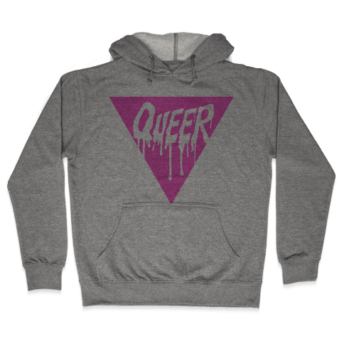 Queer Pride Hooded Sweatshirt