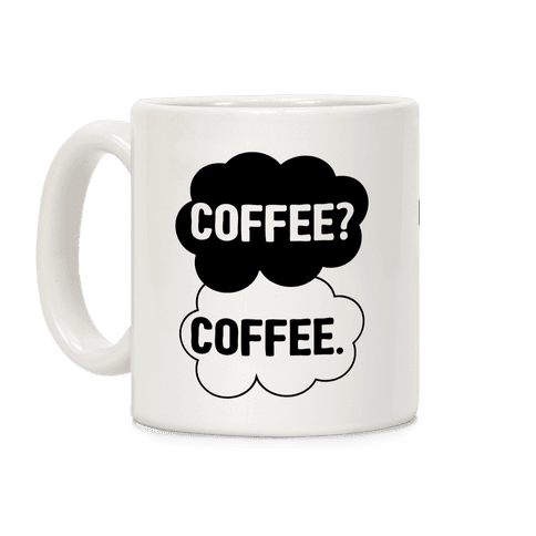 The Fault In Our Coffee Coffee Mug
