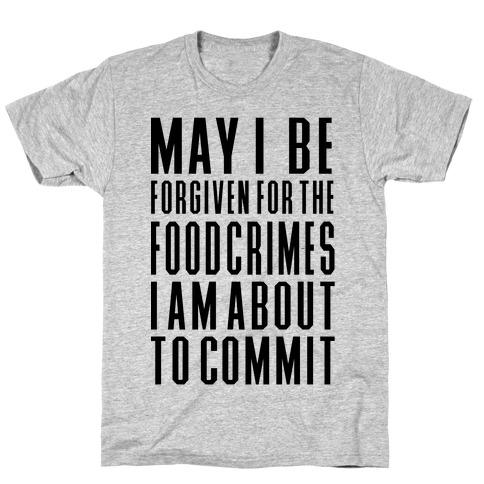 Food Crime T-Shirt