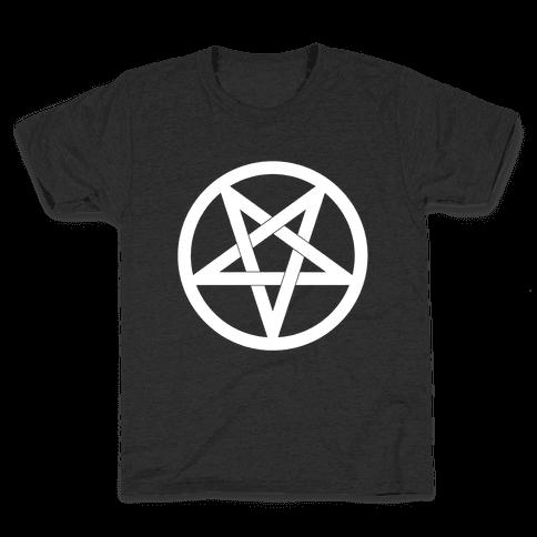 Pentagram Kids T-Shirt
