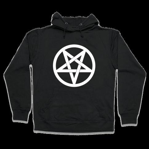 Pentagram Hooded Sweatshirt