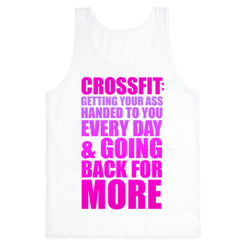 The Meaning of Crossfit Tank Top