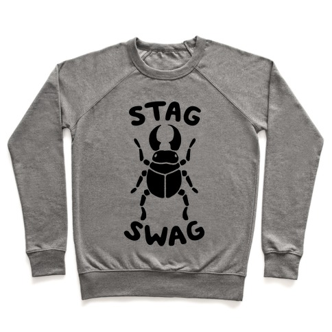 Stag Swag Pullover