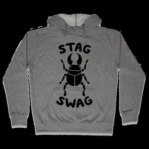 Stag Swag Hooded Sweatshirt