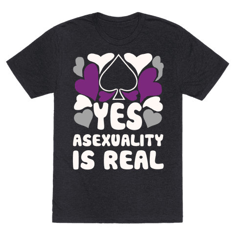 Yes Asexuality Is Real
