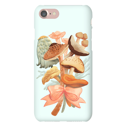 Bouquet Of Mushrooms Phone Case