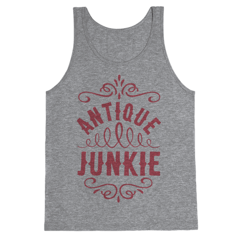 Antique Junkie Tank Top
