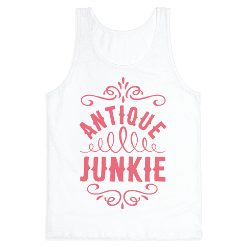 Antique Junkie Tank Top