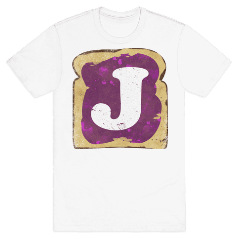 PBJ Hoodie (Jelly) Mens T-Shirt