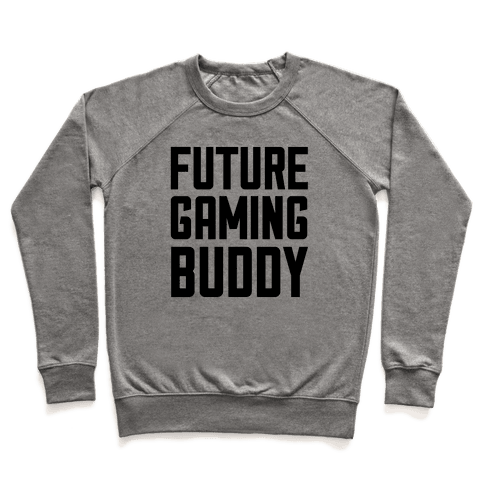 Future Gaming Buddy Pullover