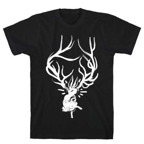 A Jackalope's Lullaby T-Shirt